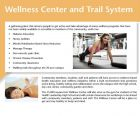 Wellness Center and Trail System