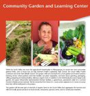 Community Garden and Learning Center